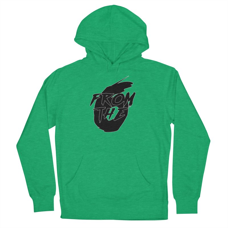 From The 6 Men's Pullover Hoody by ToVee Apparel