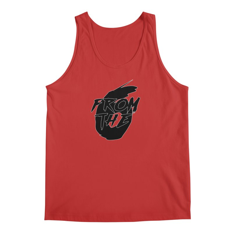 From The 6 Men's Tank by ToVee Apparel