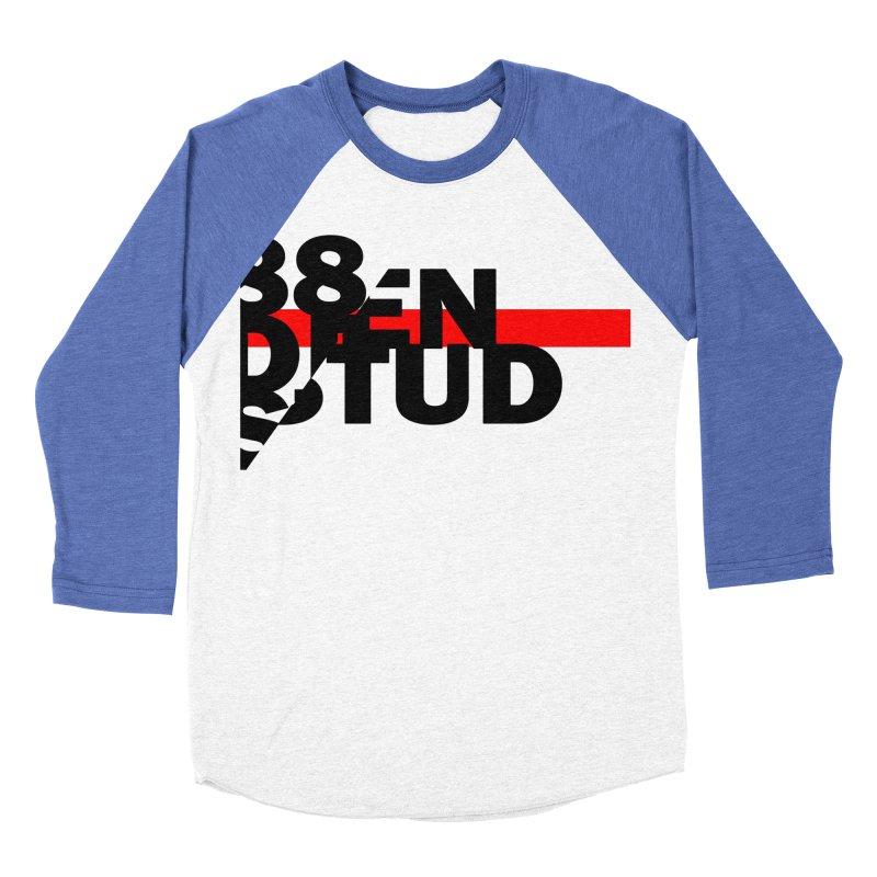 88denstud Women's Baseball Triblend Longsleeve T-Shirt by towch's Artist Shop