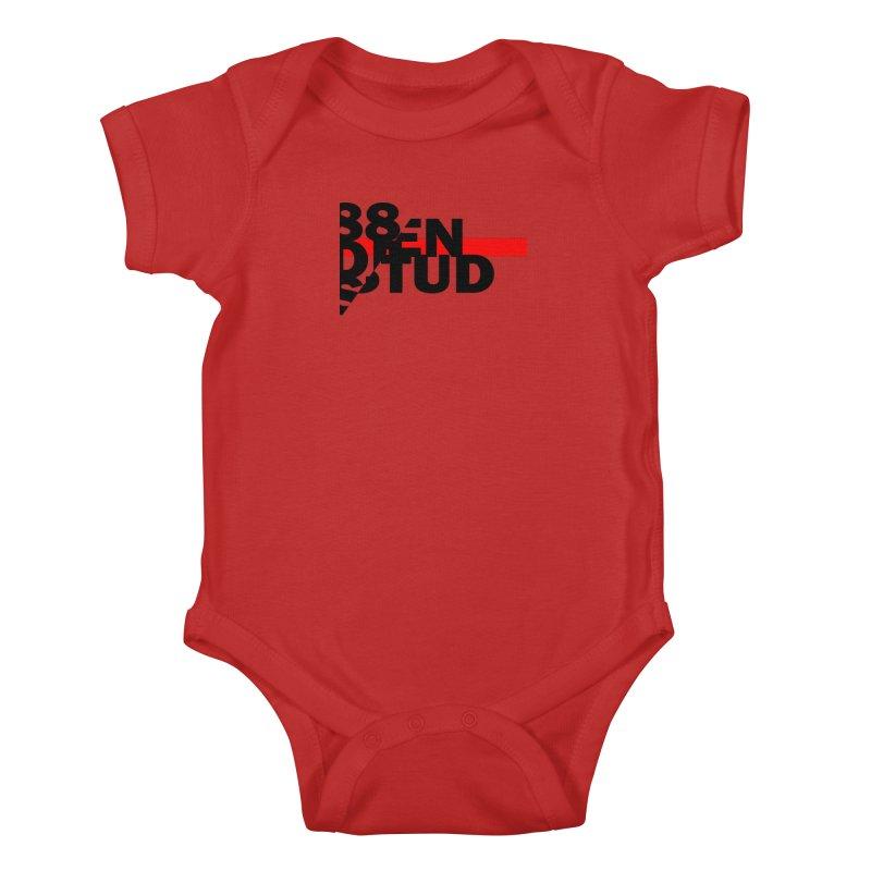 88denstud Kids Baby Bodysuit by towch's Artist Shop
