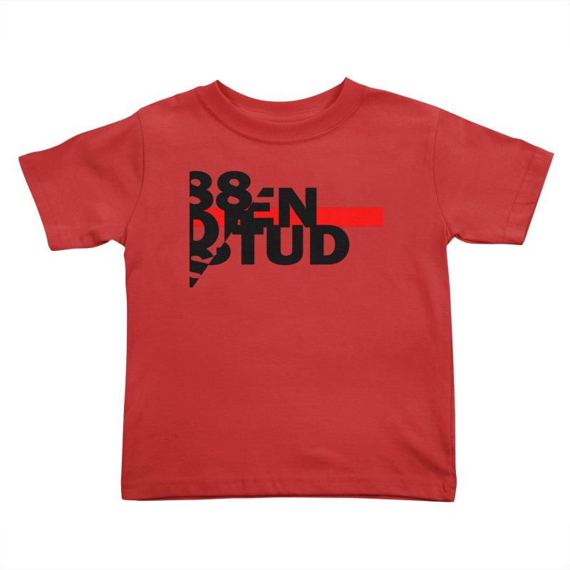 88denstud Kids Toddler T-Shirt by towch's Artist Shop