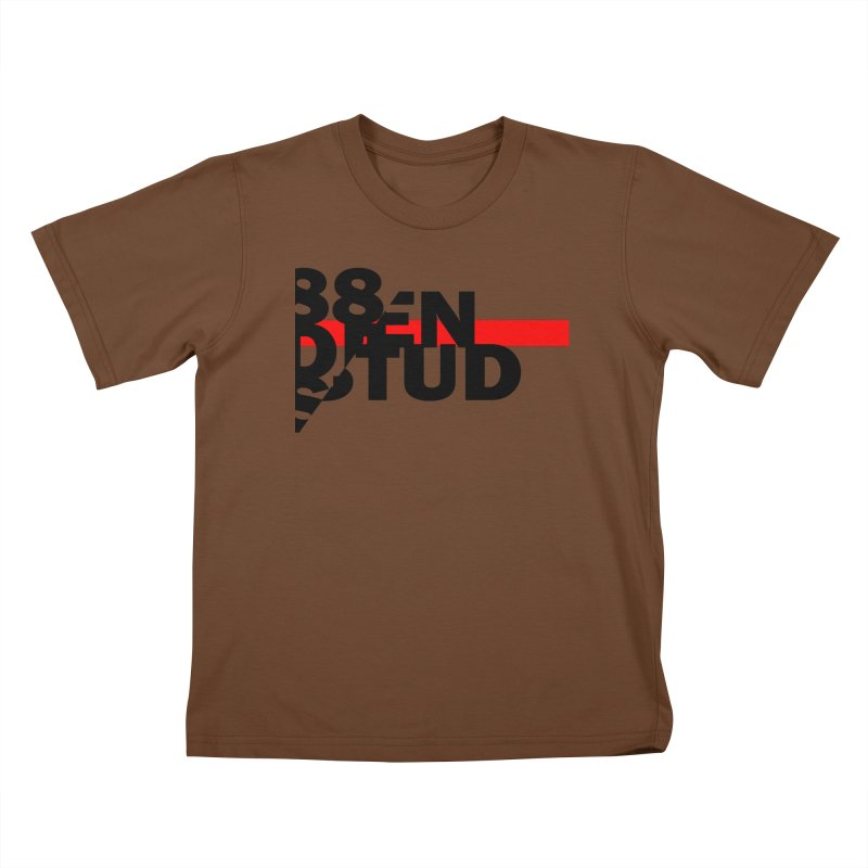 88denstud Kids T-Shirt by towch's Artist Shop