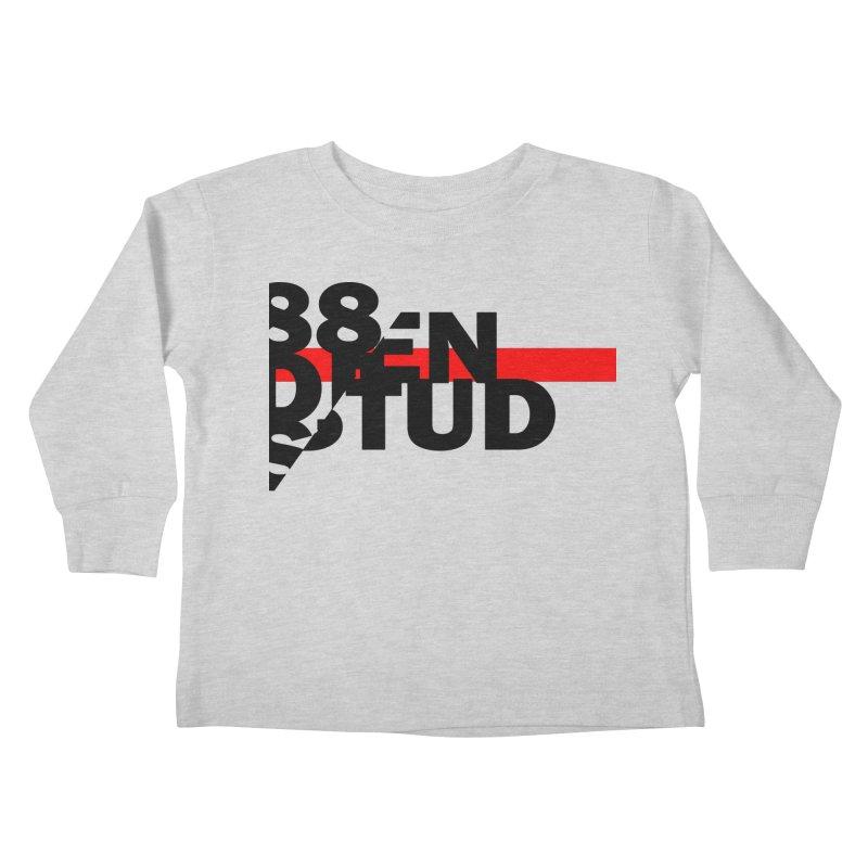 88denstud Kids Toddler Longsleeve T-Shirt by towch's Artist Shop
