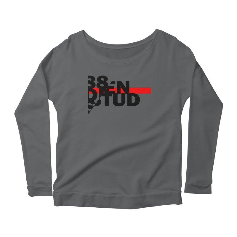 88denstud Women's Scoop Neck Longsleeve T-Shirt by towch's Artist Shop