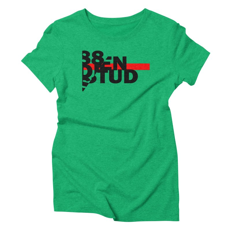 88denstud Women's Triblend T-shirt by towch's Artist Shop