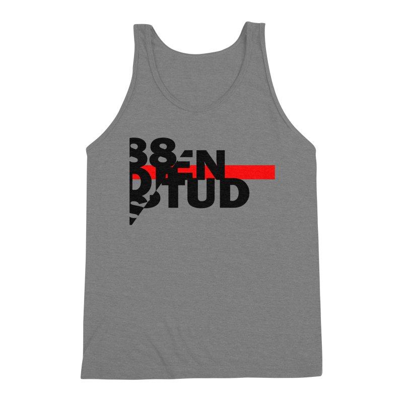 88denstud Men's Triblend Tank by towch's Artist Shop