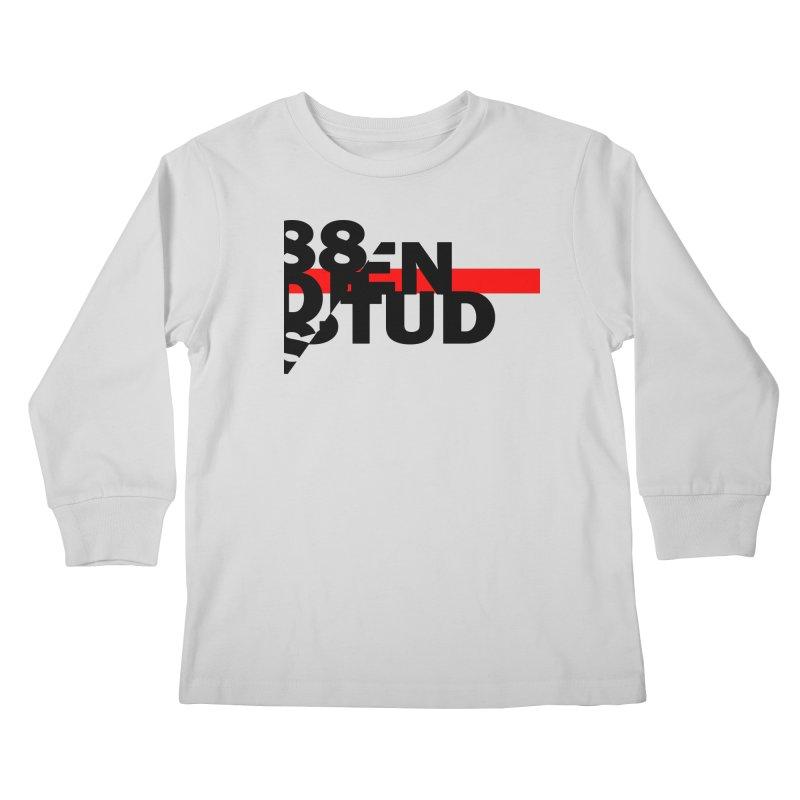 88denstud Kids Longsleeve T-Shirt by towch's Artist Shop