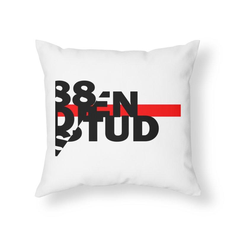 88denstud Home Throw Pillow by towch's Artist Shop