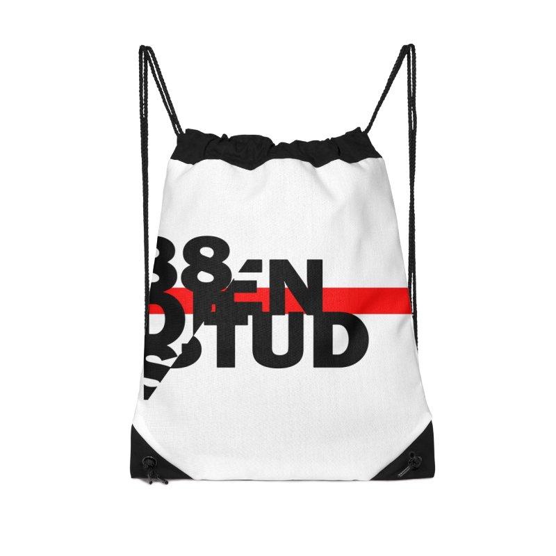 88denstud Accessories Drawstring Bag Bag by towch's Artist Shop