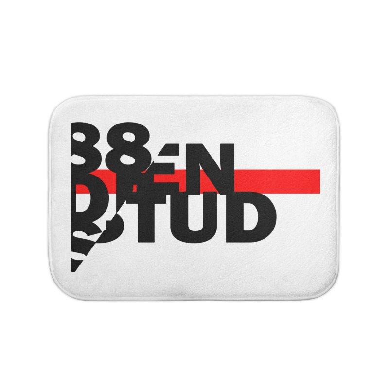 88denstud Home Bath Mat by towch's Artist Shop