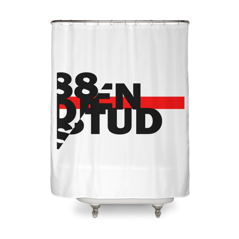 88denstud Home Shower Curtain by towch's Artist Shop
