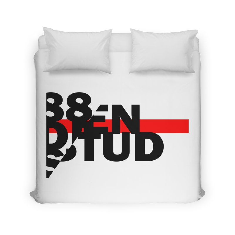 88denstud Home Duvet by towch's Artist Shop