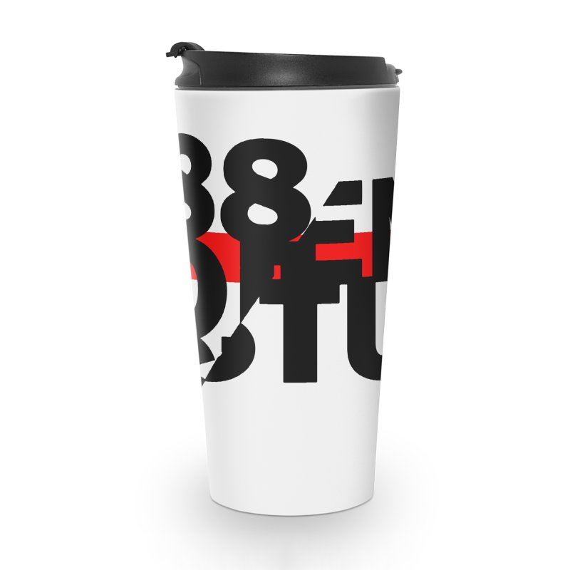88denstud Accessories Travel Mug by towch's Artist Shop