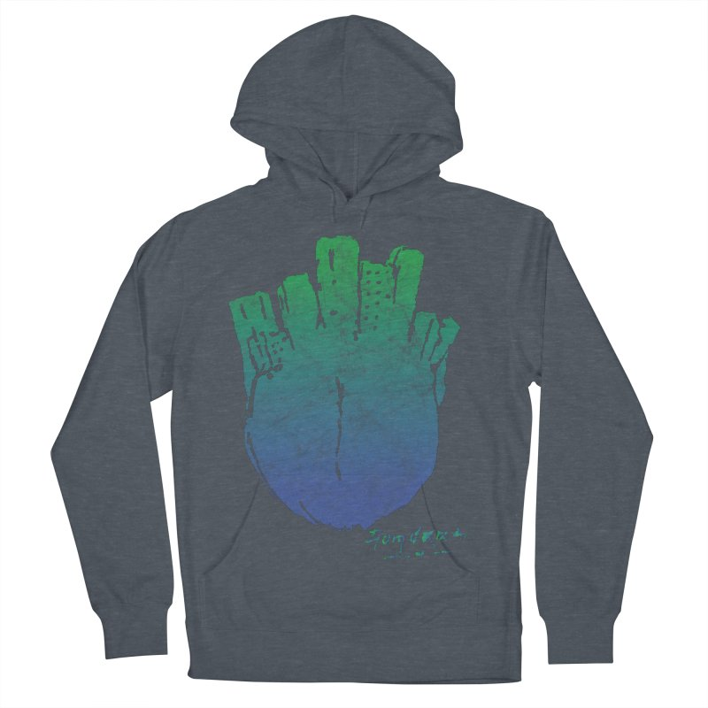 Gomorra Men's French Terry Pullover Hoody by towch's Artist Shop