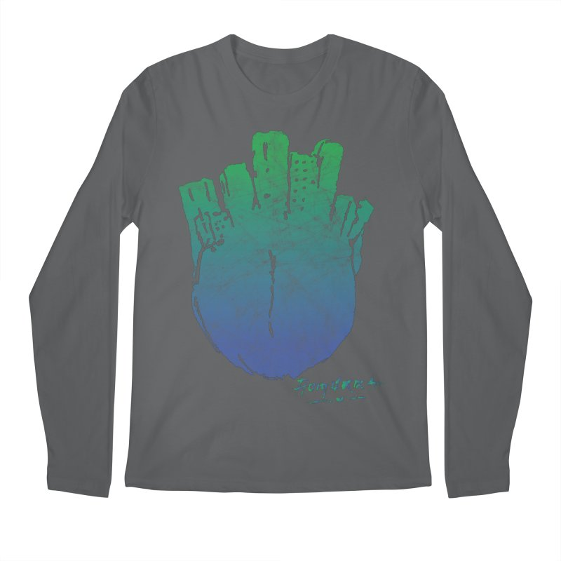 Gomorra Men's Longsleeve T-Shirt by towch's Artist Shop