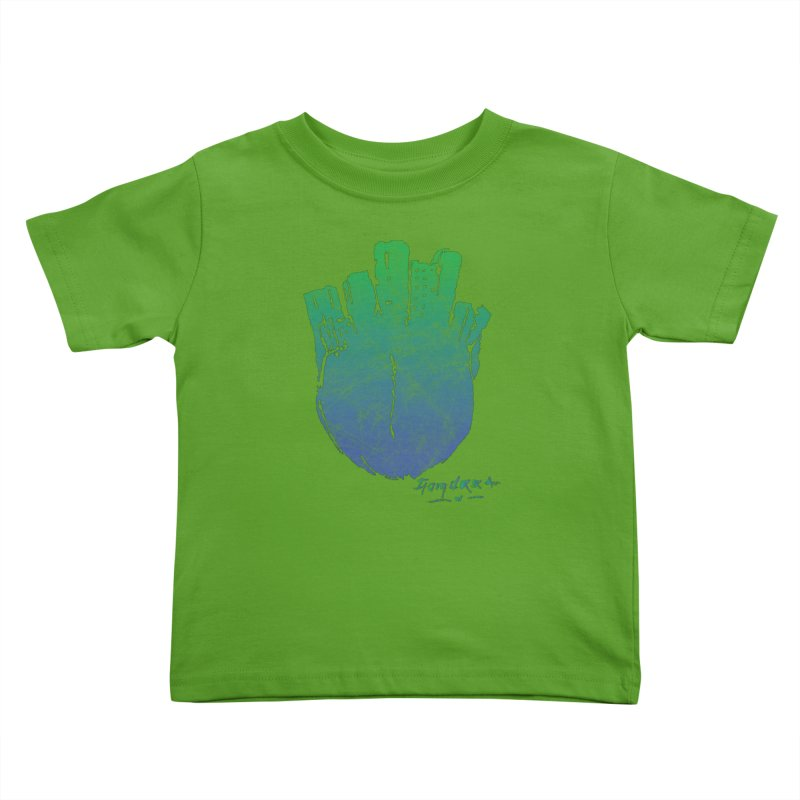 Gomorra Kids Toddler T-Shirt by towch's Artist Shop