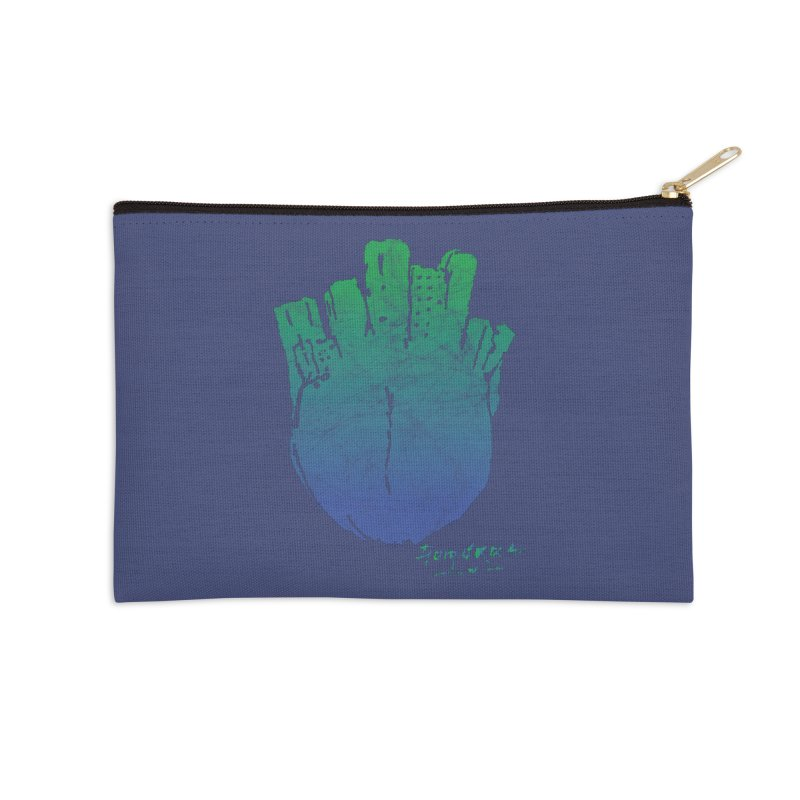 Gomorra Accessories Zip Pouch by towch's Artist Shop