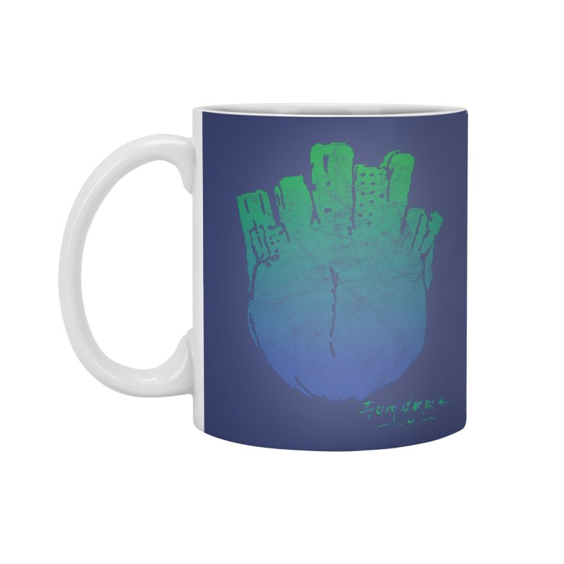 Gomorra Accessories Standard Mug by towch's Artist Shop