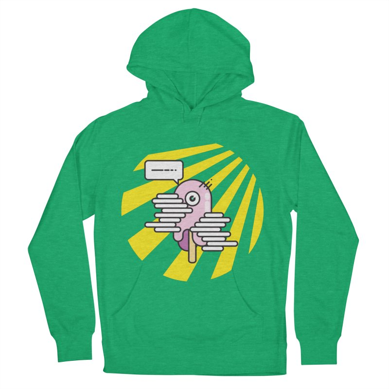 Speechless Melting Icycle Women's Pullover Hoody by towch's Artist Shop