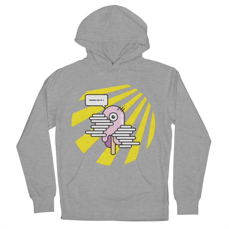 Speechless Melting Icycle Men's Pullover Hoody by towch's Artist Shop
