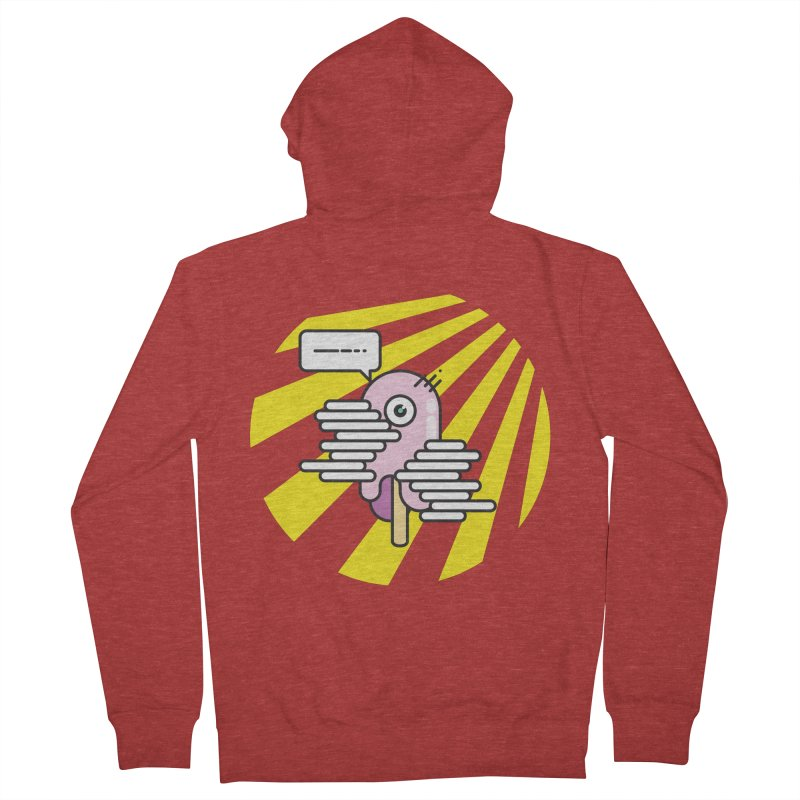 Speechless Melting Icycle Women's Zip-Up Hoody by towch's Artist Shop