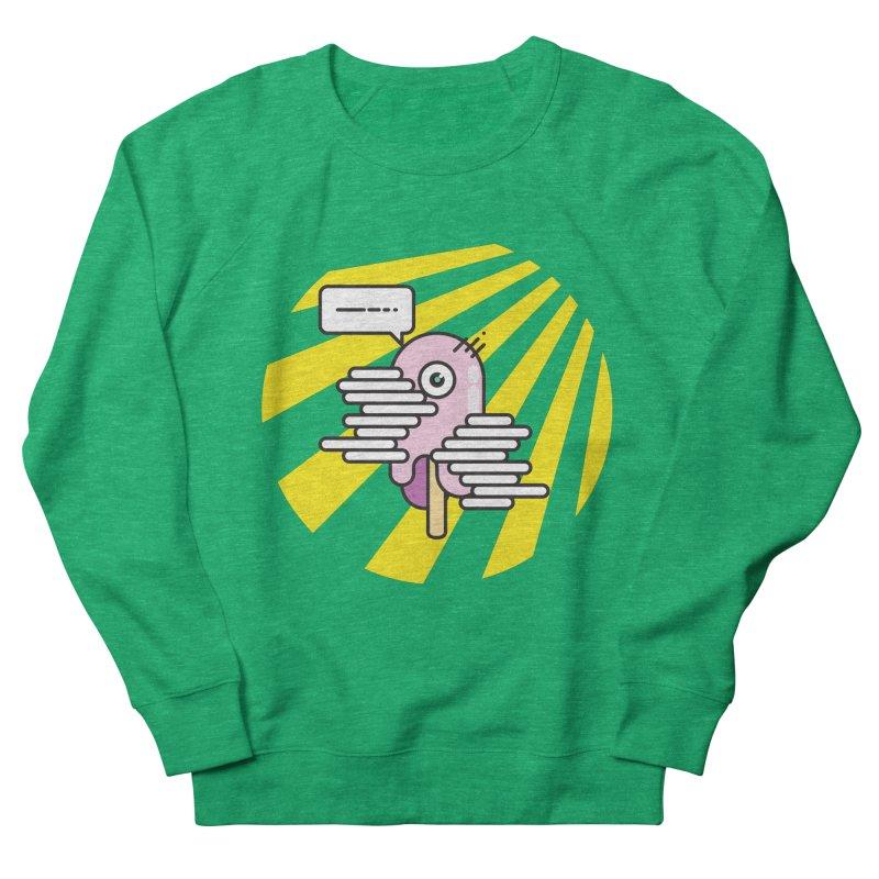 Speechless Melting Icycle Men's Sweatshirt by towch's Artist Shop