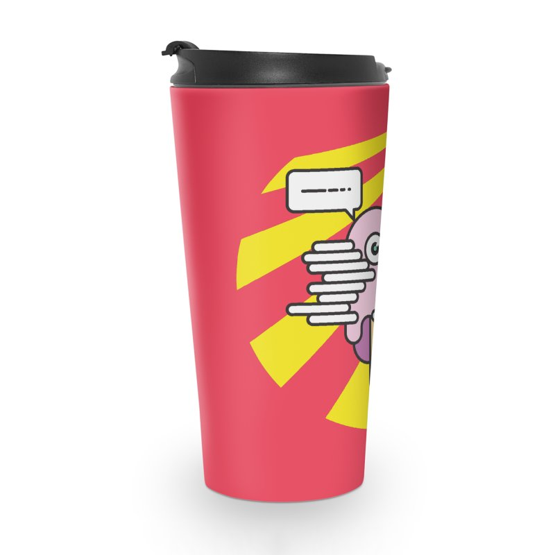 Speechless Melting Icycle Accessories Travel Mug by towch's Artist Shop