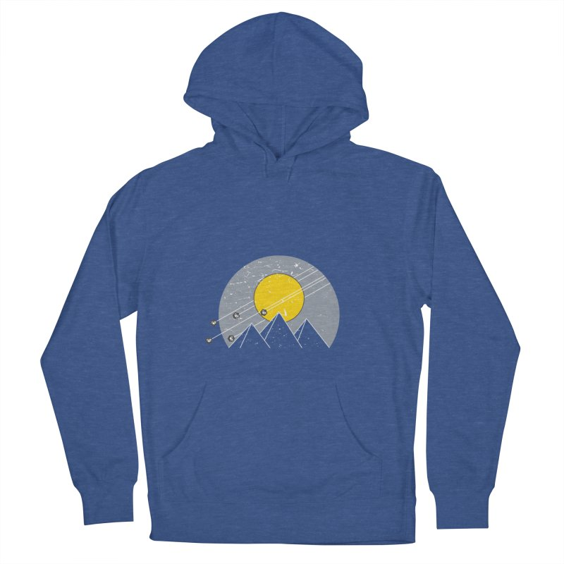 Pyramid Assault Men's French Terry Pullover Hoody by towch's Artist Shop