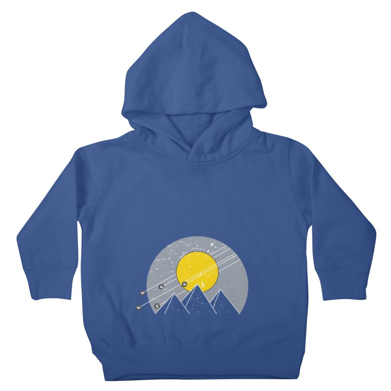 Pyramid Assault Kids Toddler Pullover Hoody by towch's Artist Shop