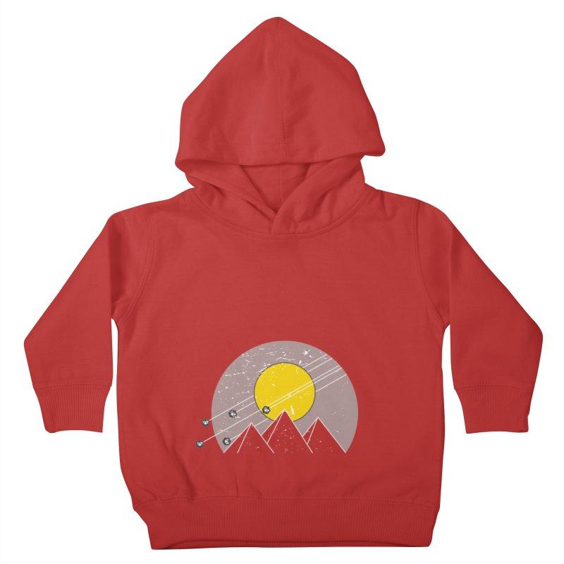Pyramid Assault Kids Toddler Pullover Hoody by towch's Artist Shop