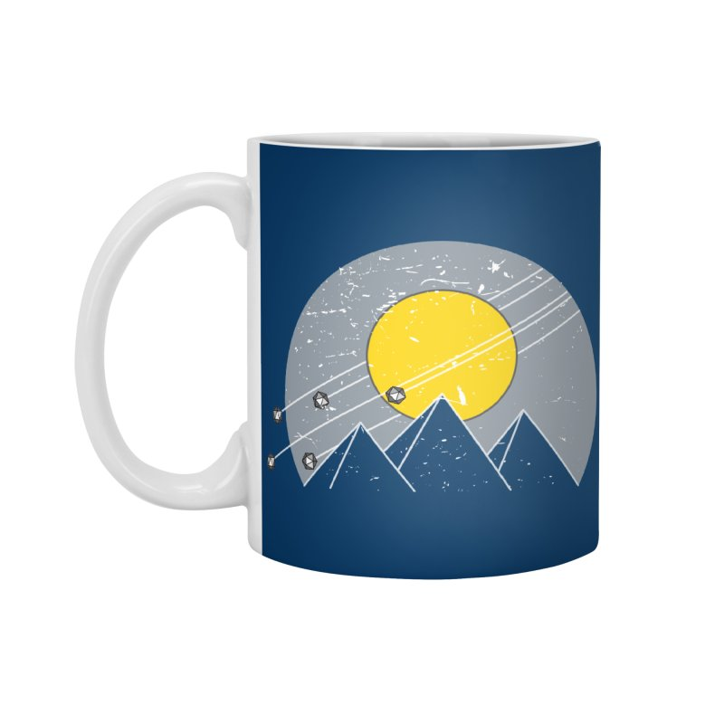Pyramid Assault Accessories Standard Mug by towch's Artist Shop