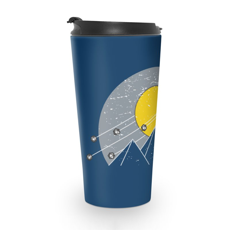 Pyramid Assault Accessories Travel Mug by towch's Artist Shop