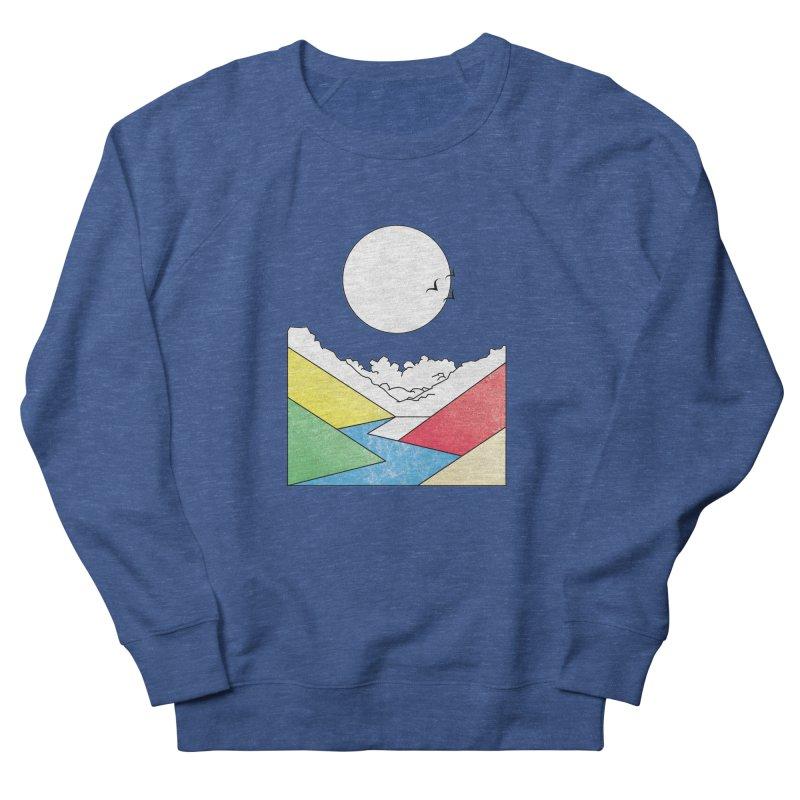 Sun & Valley Women's French Terry Sweatshirt by towch's Artist Shop