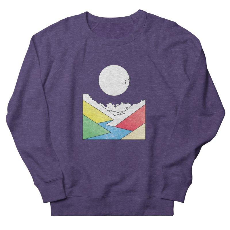 Sun & Valley Men's Sweatshirt by towch's Artist Shop
