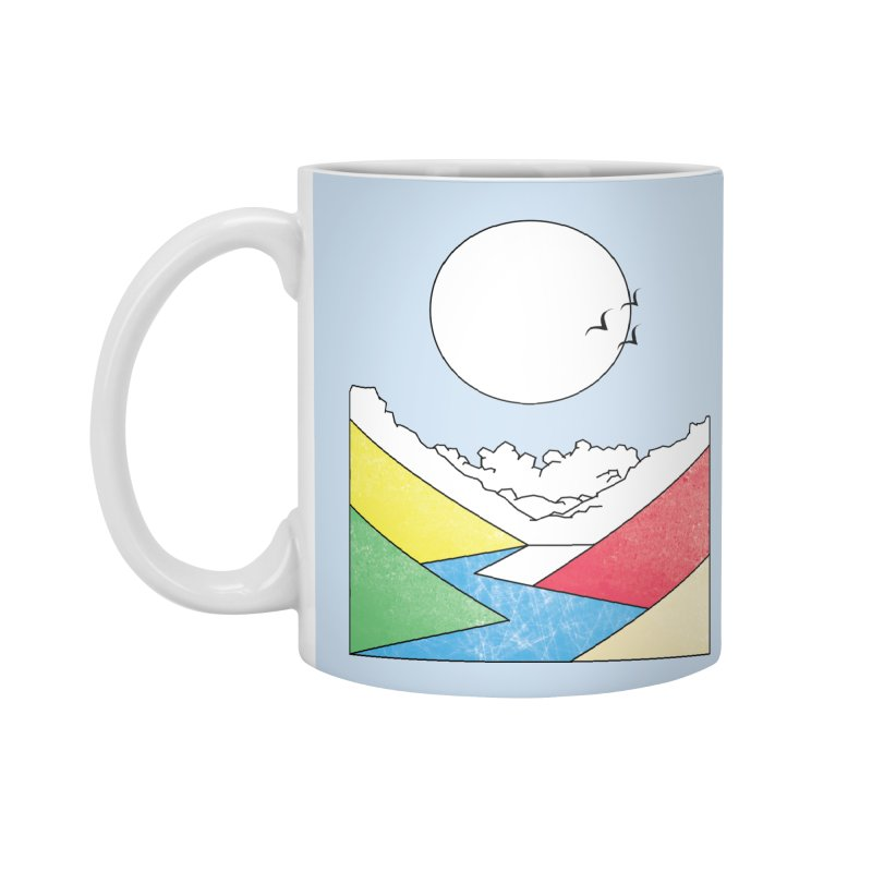Sun & Valley Accessories Standard Mug by towch's Artist Shop