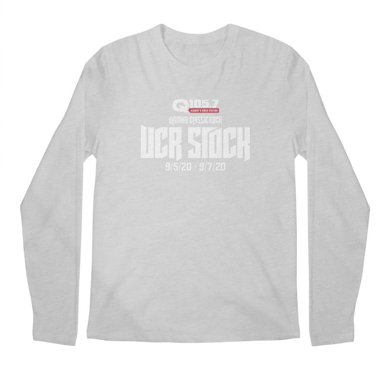 UCR Stock Men's Longsleeve T-Shirt by Townsquare Media Albany's Artist Shop