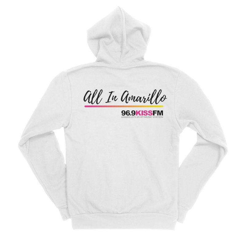 KXSS All In Women's Zip-Up Hoody by townsquareamarillo's Artist Shop