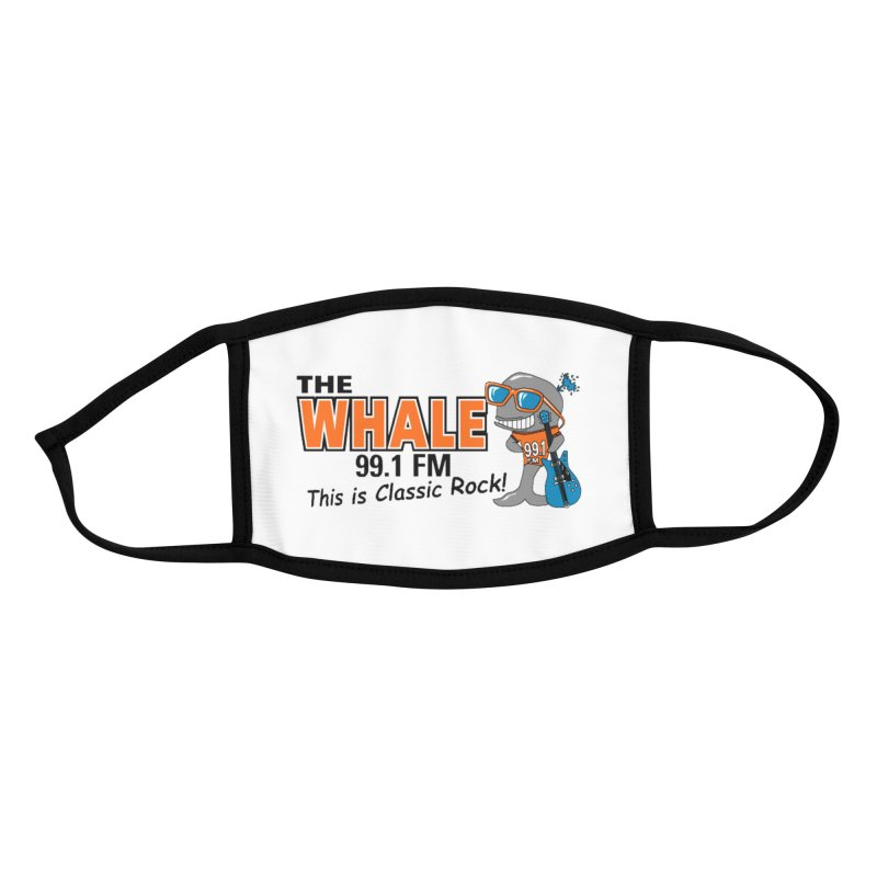 99.1 The Whale Face Mask Accessories Face Mask by townsquarebinghamton's Artist Shop