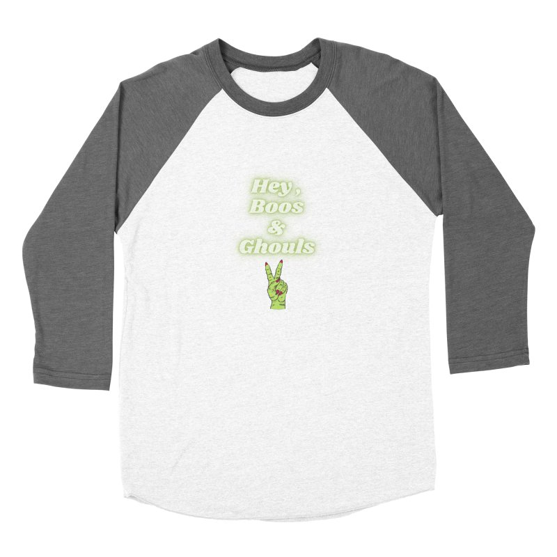 Hey Boos Ghouls Women's Longsleeve T-Shirt by Townsquare Media El Paso's Shop