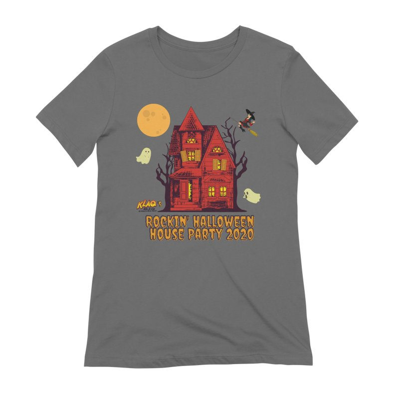 Rockin Halloween Women's T-Shirt by Townsquare Media El Paso's Shop