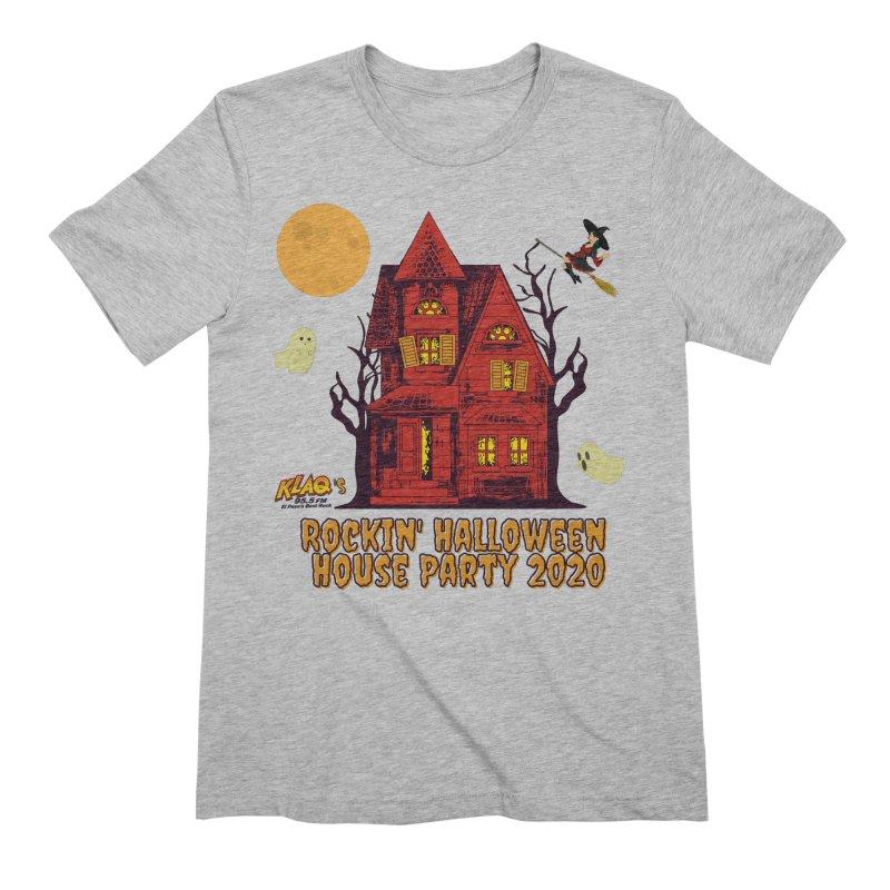 Rockin Halloween Men's T-Shirt by Townsquare Media El Paso's Shop