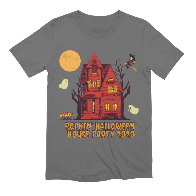 Rockin Halloween Men's T-Shirt by Townsquare Media El Paso's Shop