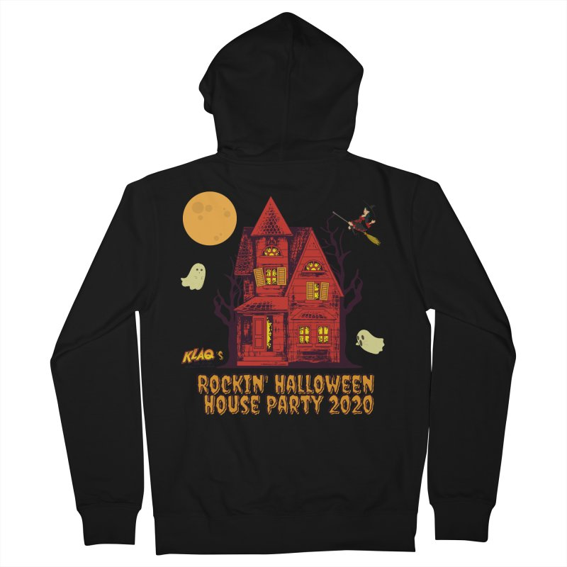 Rockin Halloween Men's Zip-Up Hoody by Townsquare Media El Paso's Shop