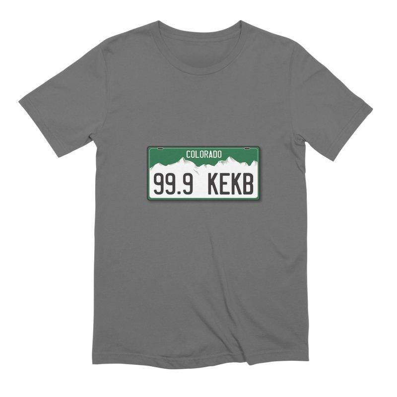 99.9 KEKB Logo Shirt Men's T-Shirt by townsquaregrandjunction's Artist Shop