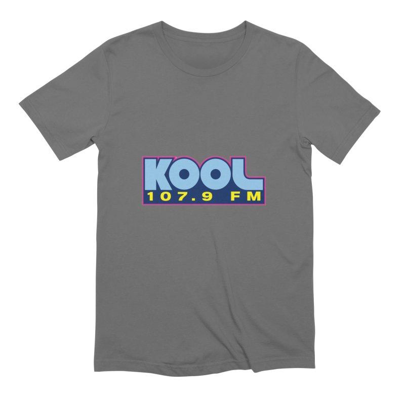 Kool 107.9 Logo Shirt Men's T-Shirt by townsquaregrandjunction's Artist Shop