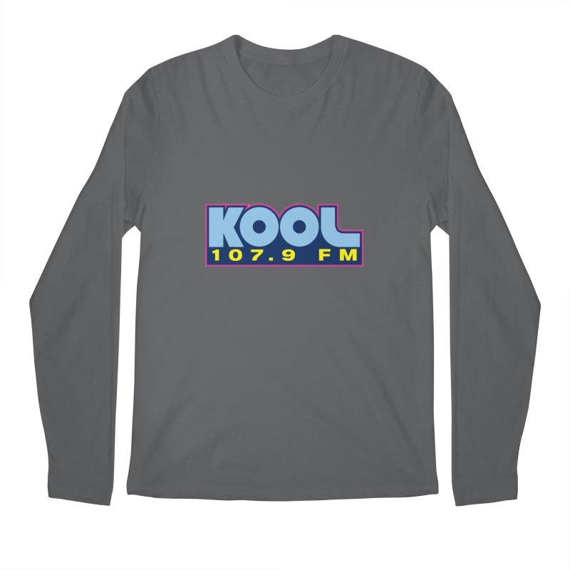 Kool 107.9 Logo Shirt Men's Longsleeve T-Shirt by townsquaregrandjunction's Artist Shop
