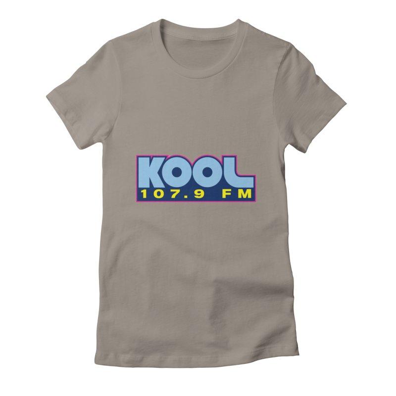 Kool 107.9 Logo Shirt Women's T-Shirt by townsquaregrandjunction's Artist Shop