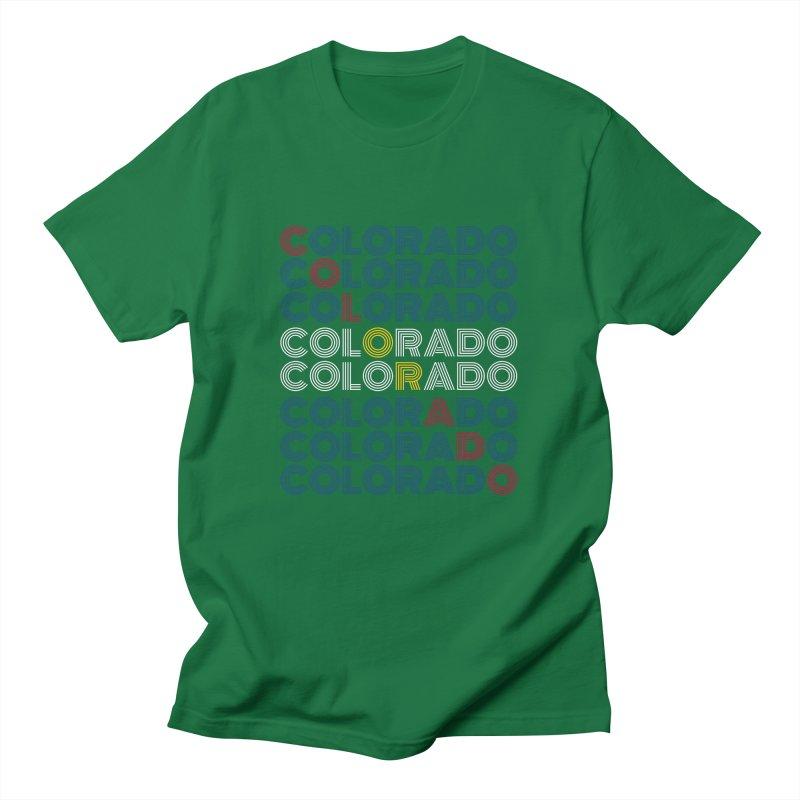 "Colorado ""Repeat"" Shirt Women's T-Shirt by townsquaregrandjunction's Artist Shop"