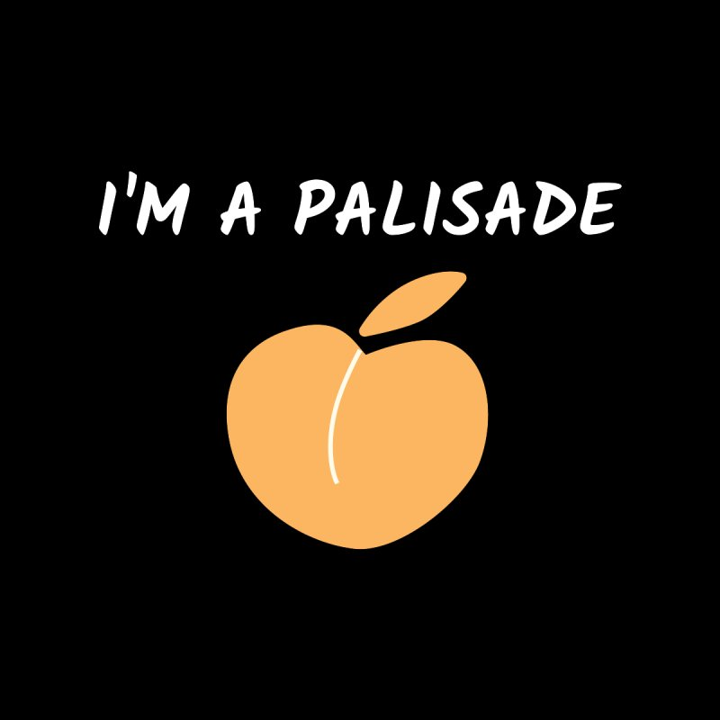 I'm a Palisade Peach Men's T-Shirt by townsquaregrandjunction's Artist Shop