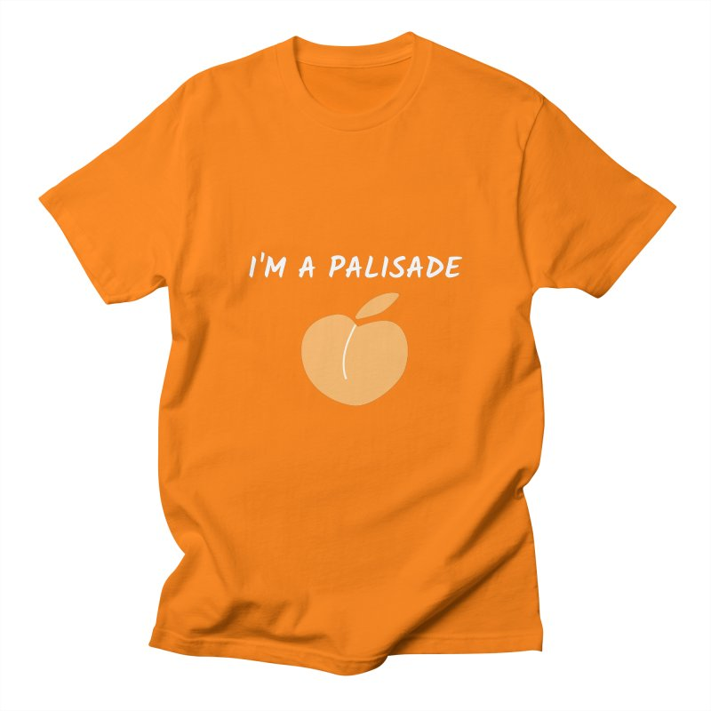 I'm a Palisade Peach Men's T-Shirt by townsquaregrandjunction's Artist Shop